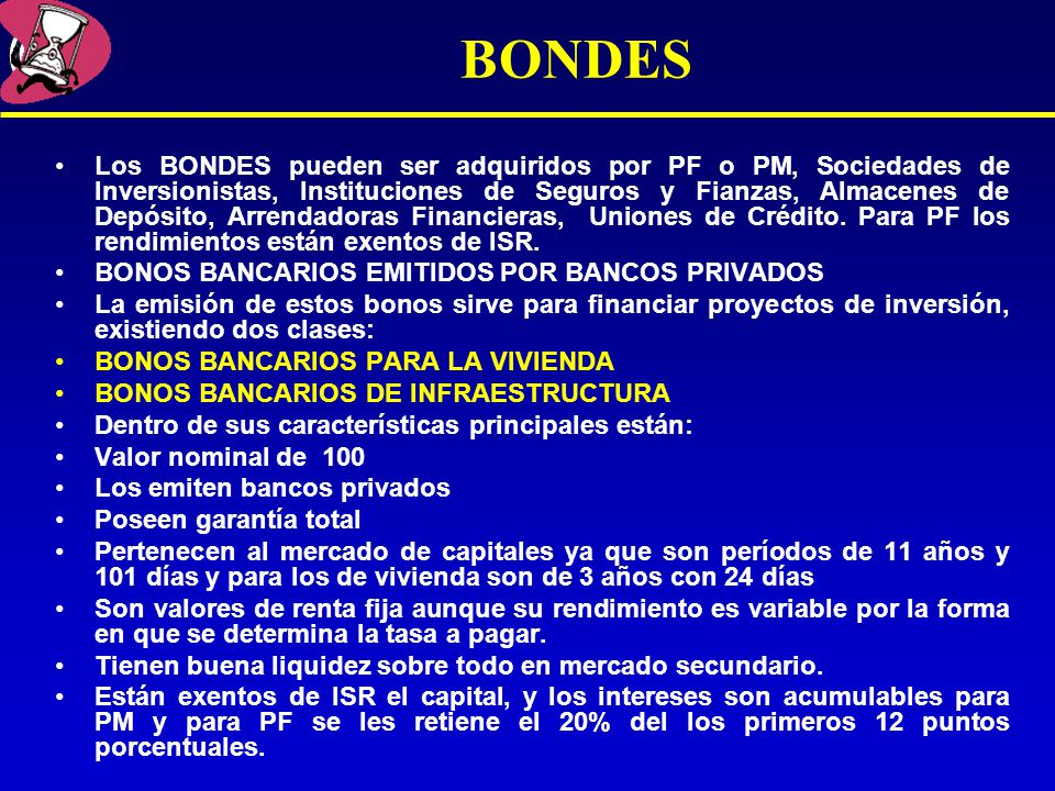 BONDES