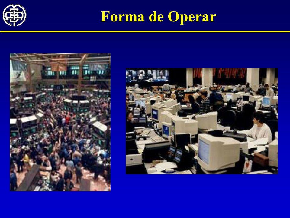 Forma de Operar