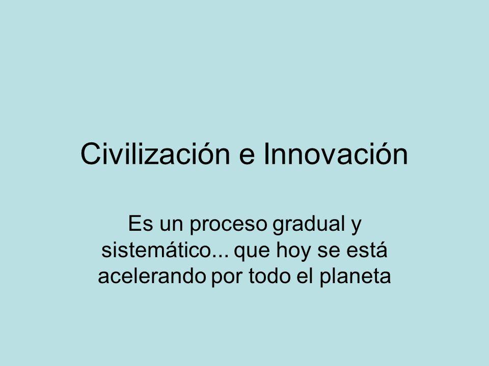 Civilización e Innovación