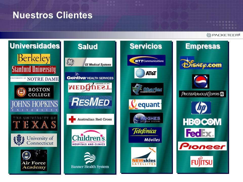 Nuestros Clientes Universidades Salud Servicios Empresas