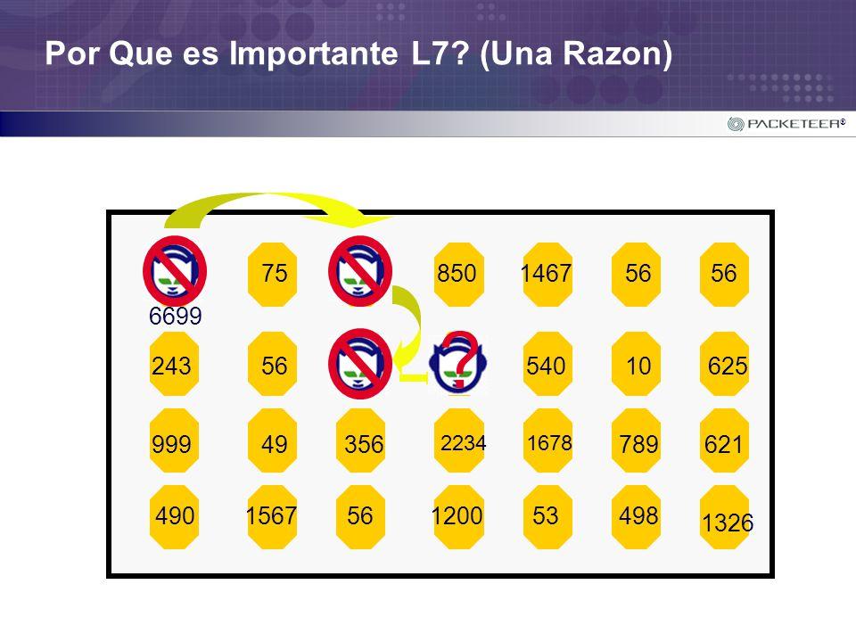 Por Que es Importante L7 (Una Razon) 75 6666 850 1467 56 56 6699