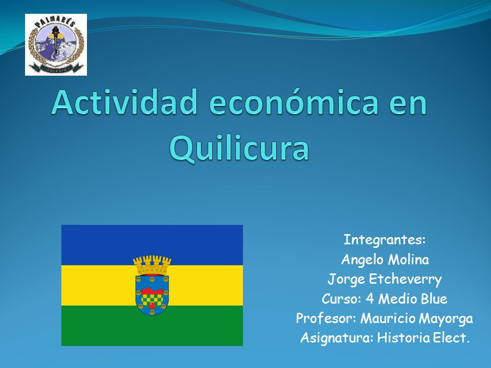Actividad económica en Quilicura