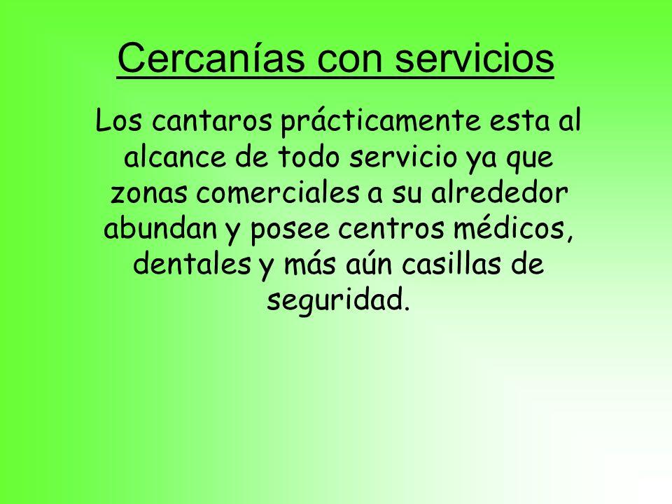 Cercanías con servicios