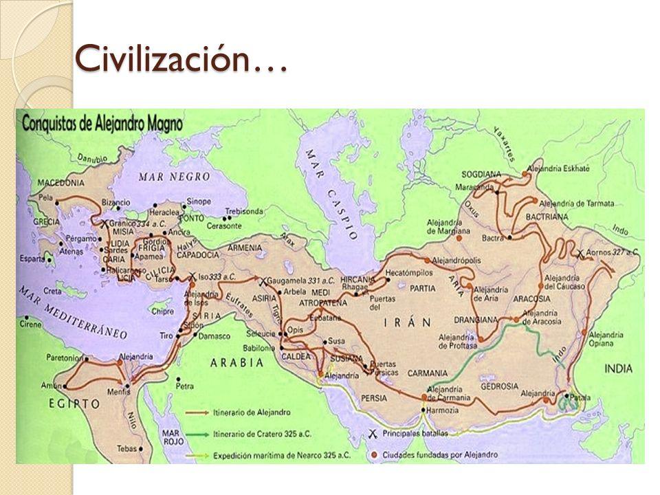 Civilización…