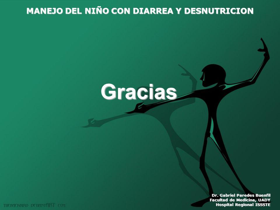 Gracias Dr. Gabriel Paredes Buenfil Facultad de Medicina, UADY