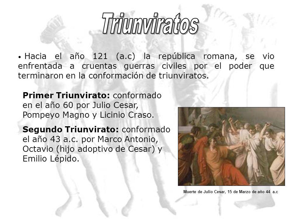 Triunviratos