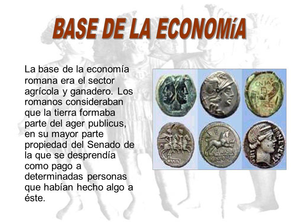 BASE DE LA ECONOMíA