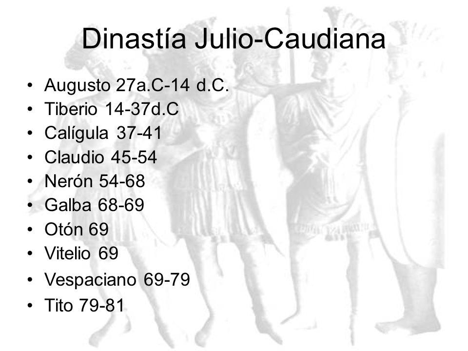 Dinastía Julio-Caudiana