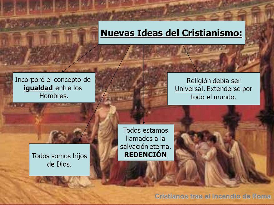 Nuevas Ideas del Cristianismo: