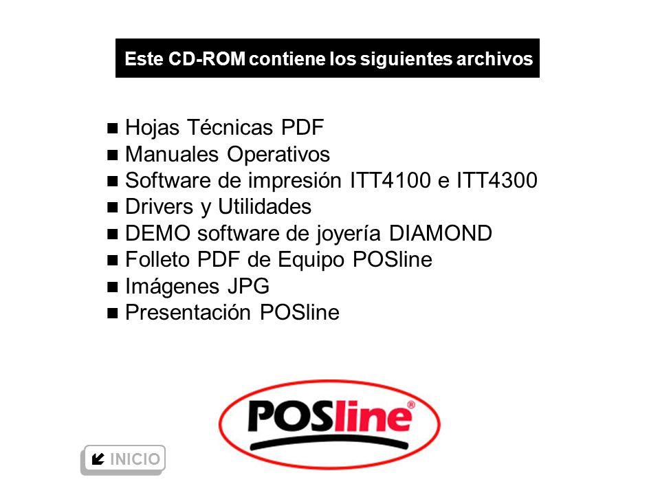 Este CD-ROM contiene los siguientes archivos