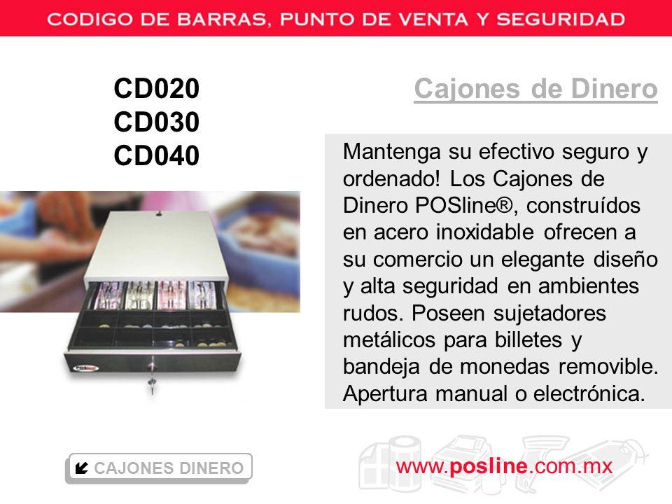 CD020 CD030 CD040 Cajones de Dinero