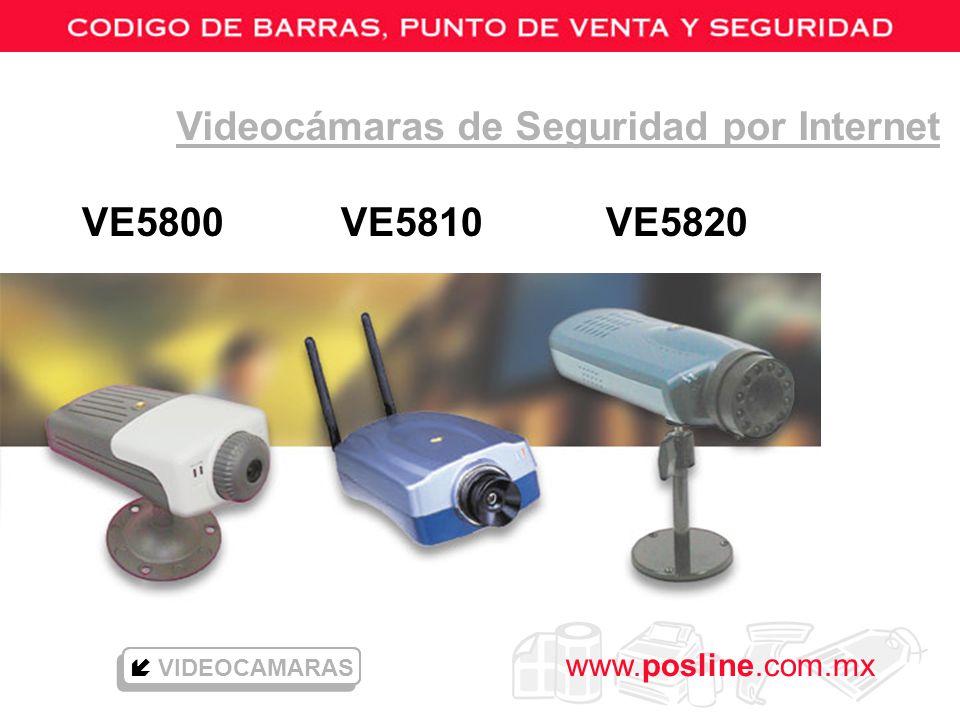 Videocámaras de Seguridad por Internet