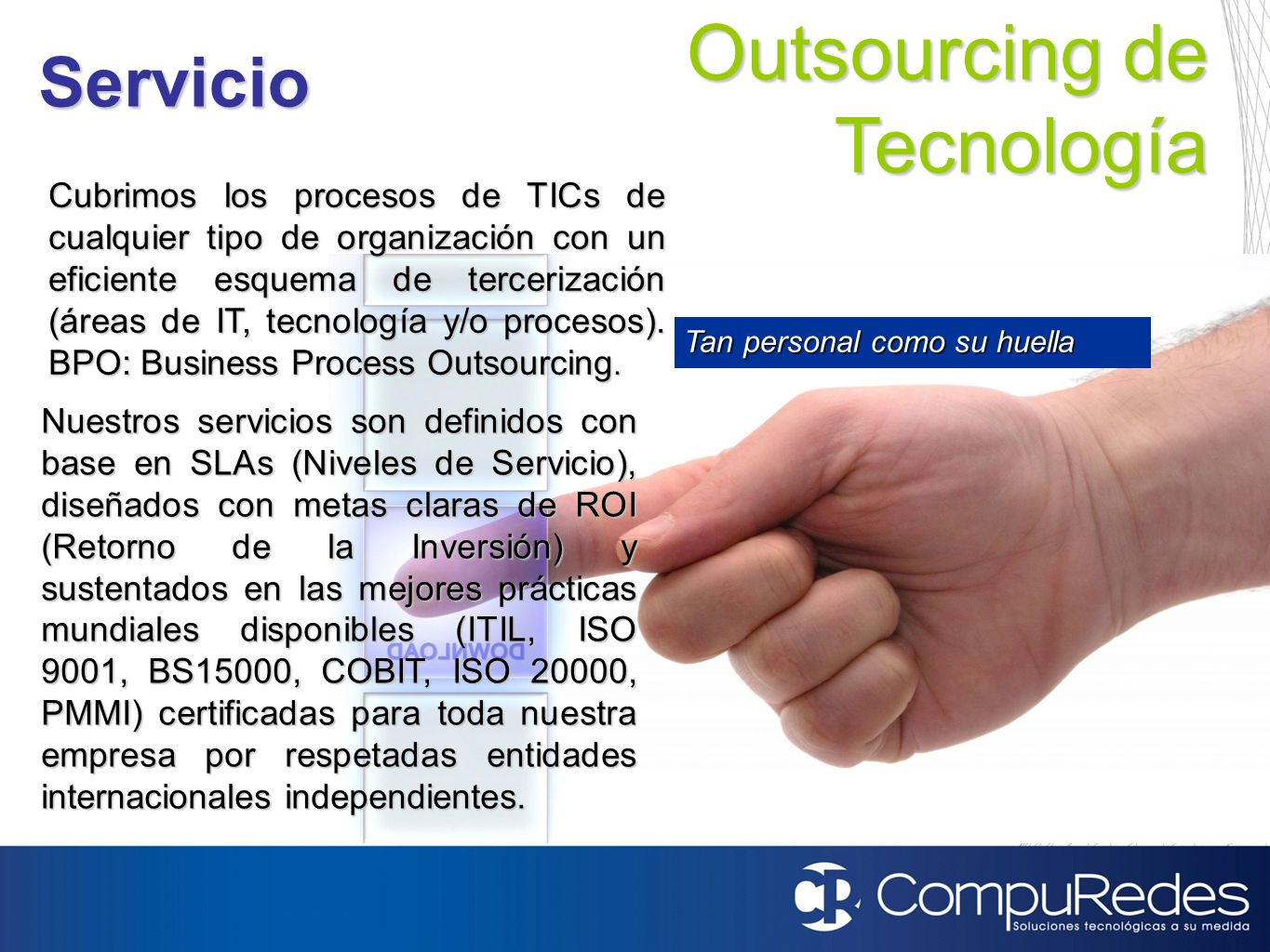 Outsourcing de Tecnología