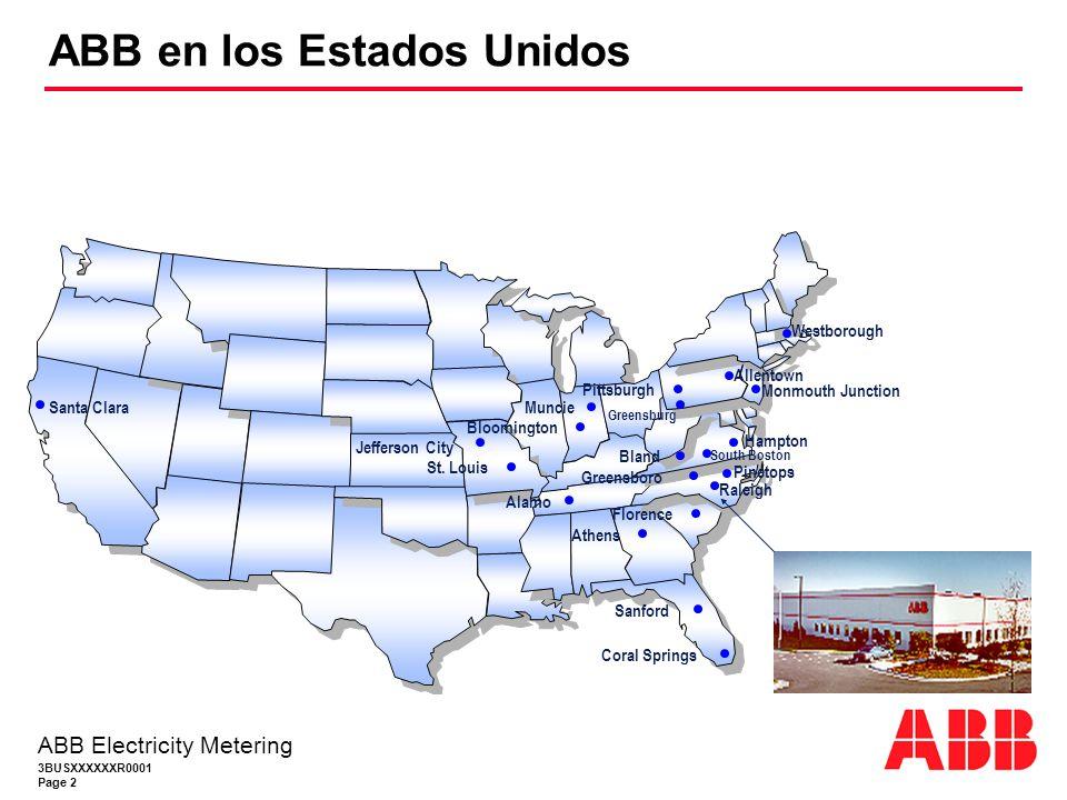 ABB en los Estados Unidos
