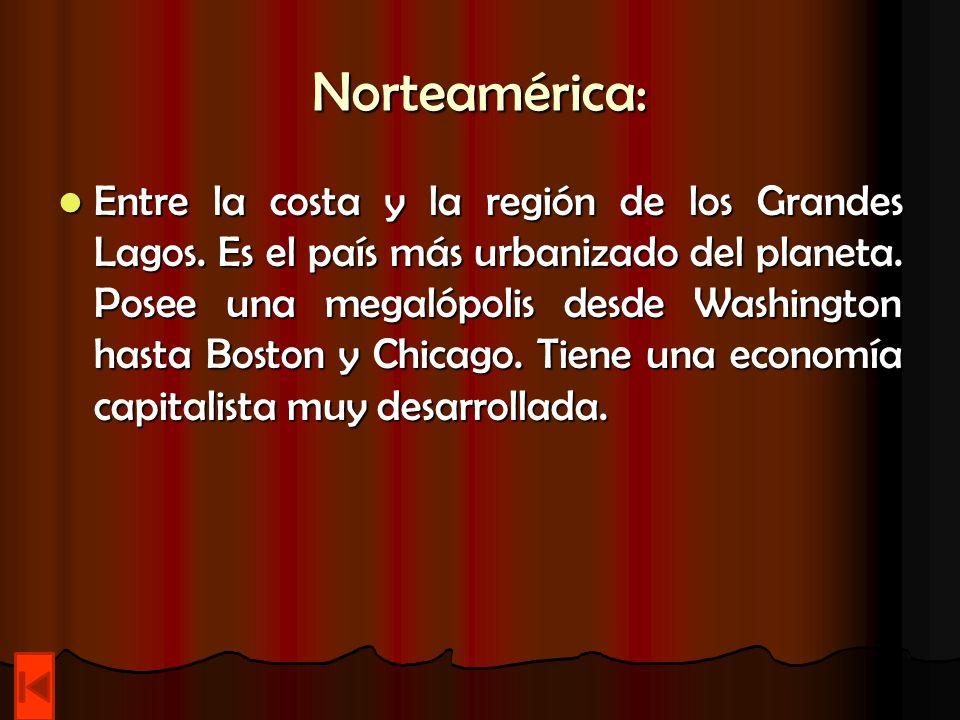 Norteamérica:
