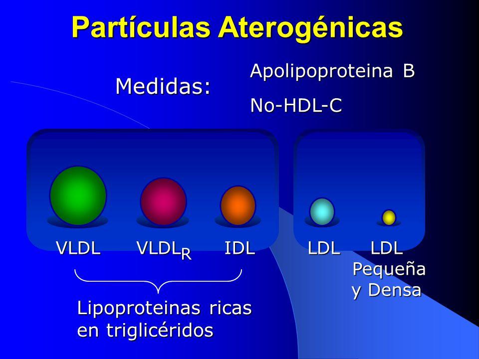 Partículas Aterogénicas