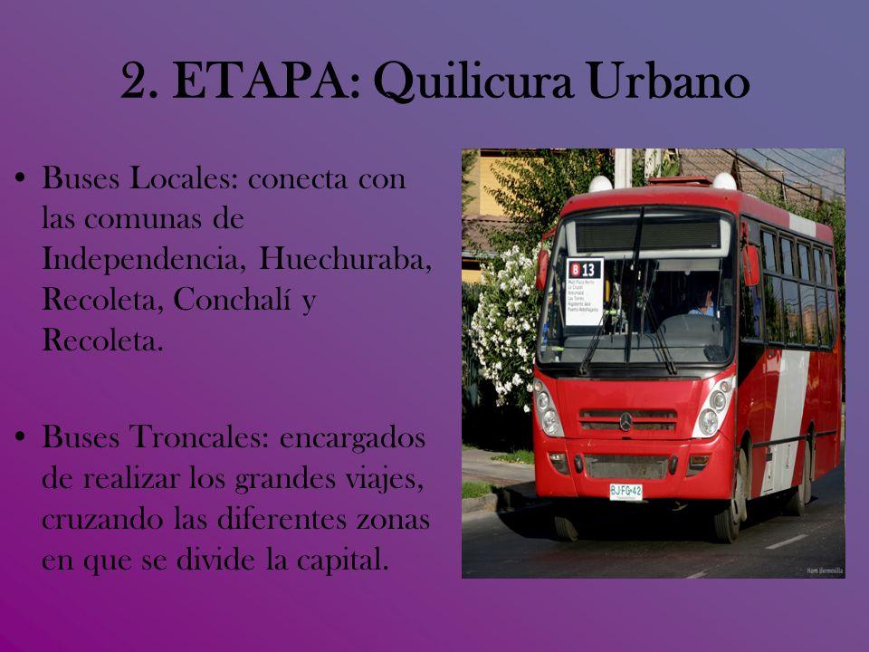 2. ETAPA: Quilicura Urbano