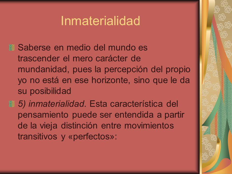 Inmaterialidad