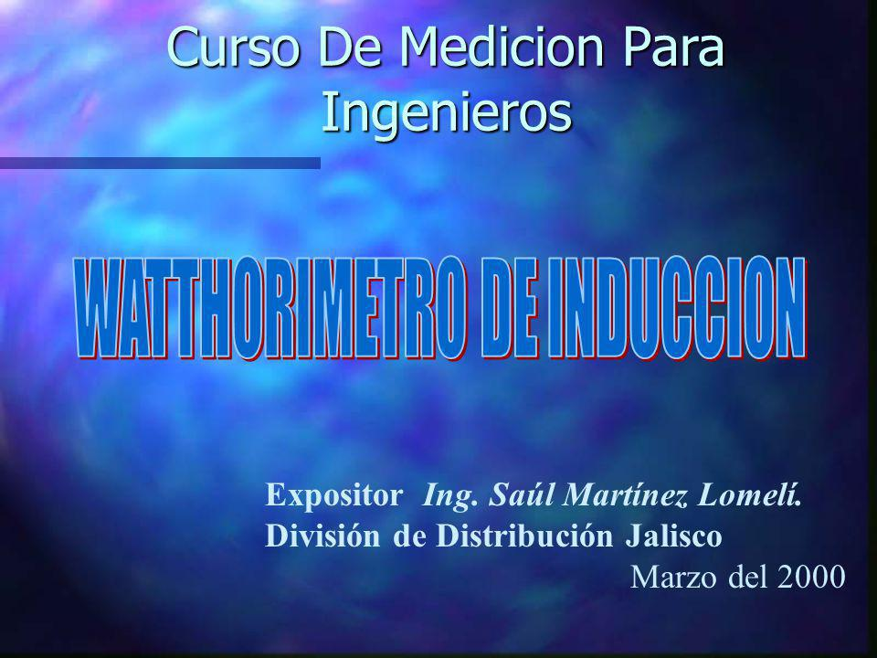 Curso De Medicion Para Ingenieros