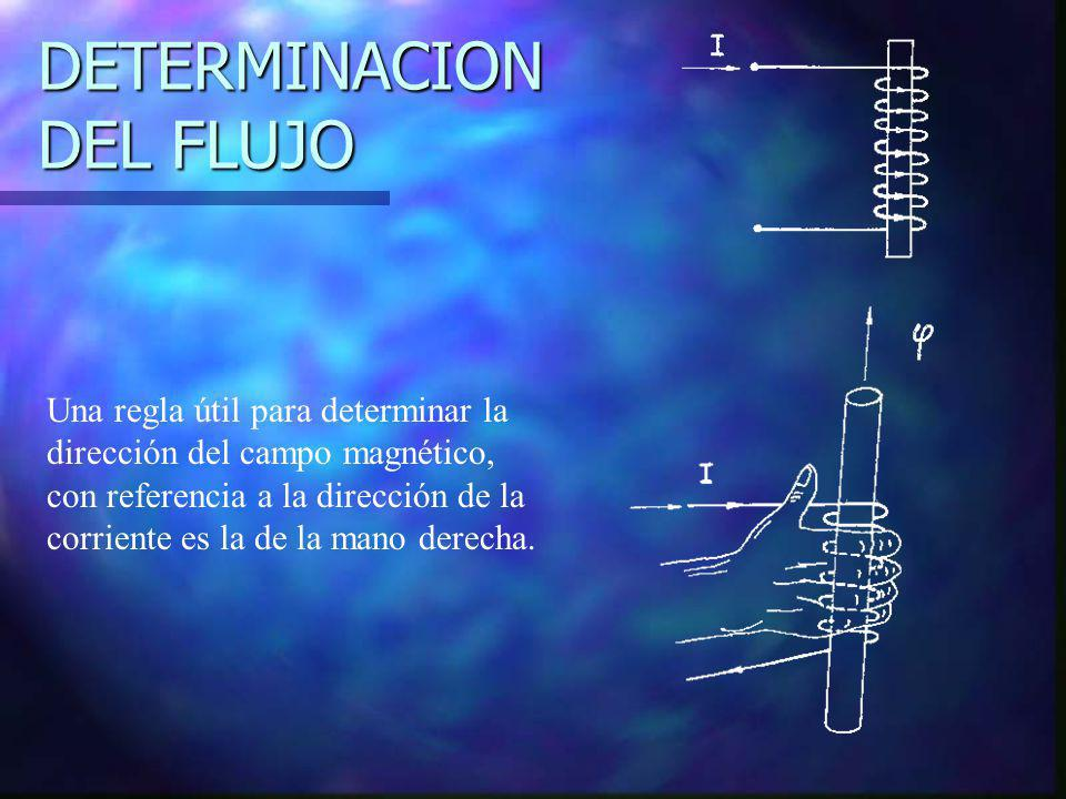 DETERMINACION DEL FLUJO