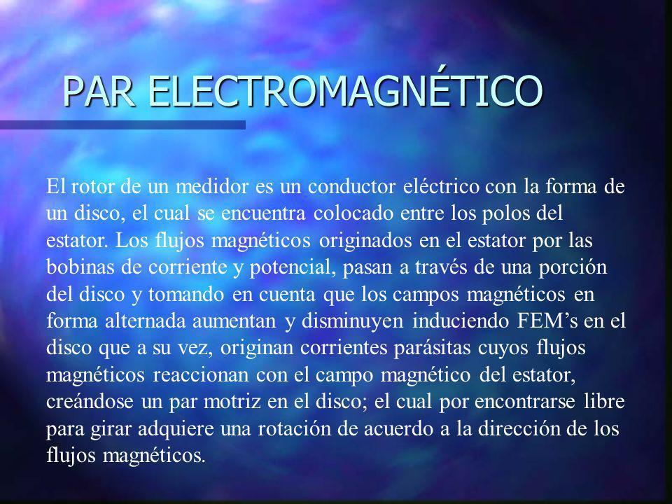 PAR ELECTROMAGNÉTICO