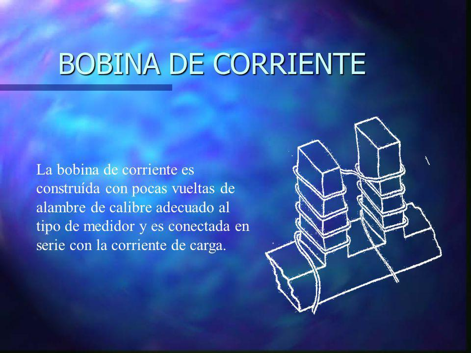 BOBINA DE CORRIENTE