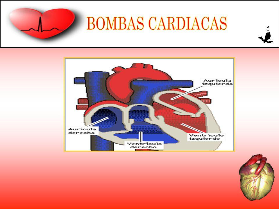 BOMBAS CARDIACAS