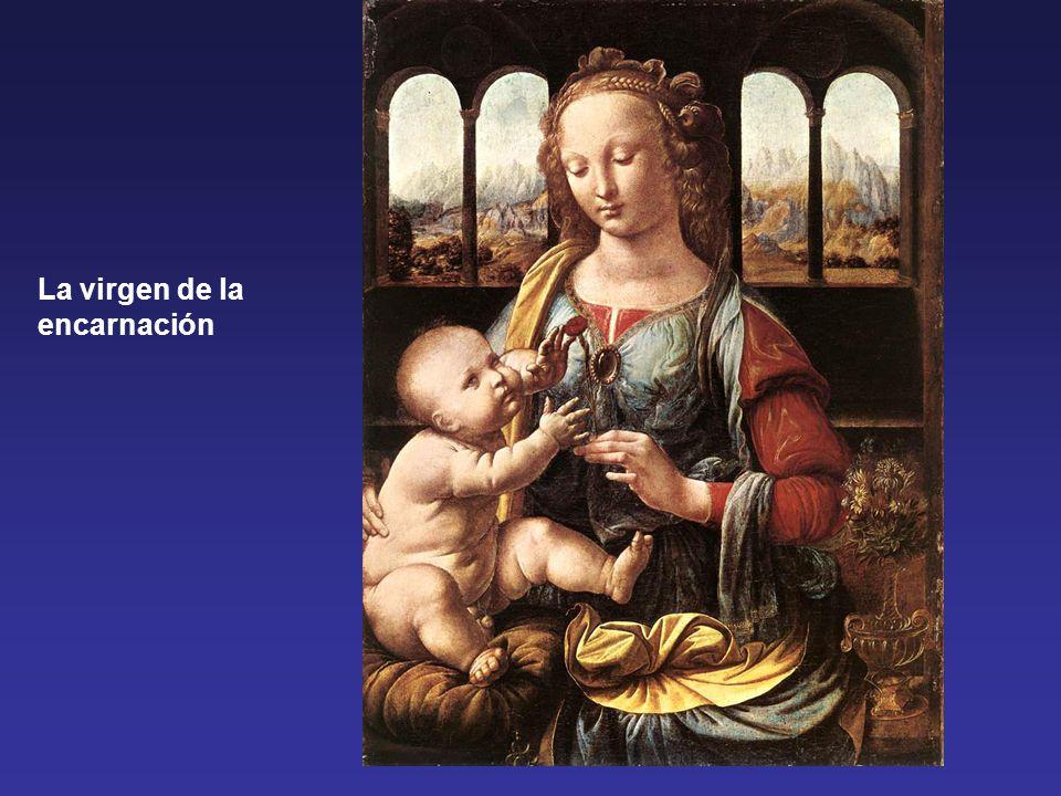 La virgen de la encarnación
