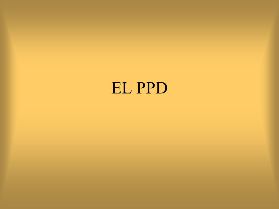 EL PPD
