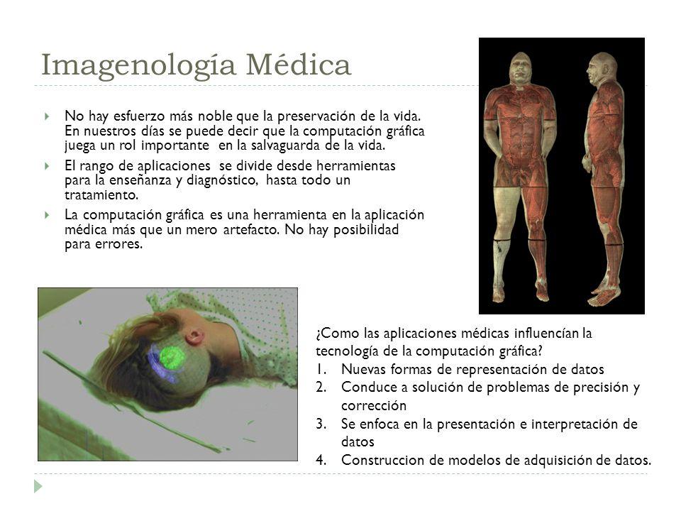 Imagenología Médica