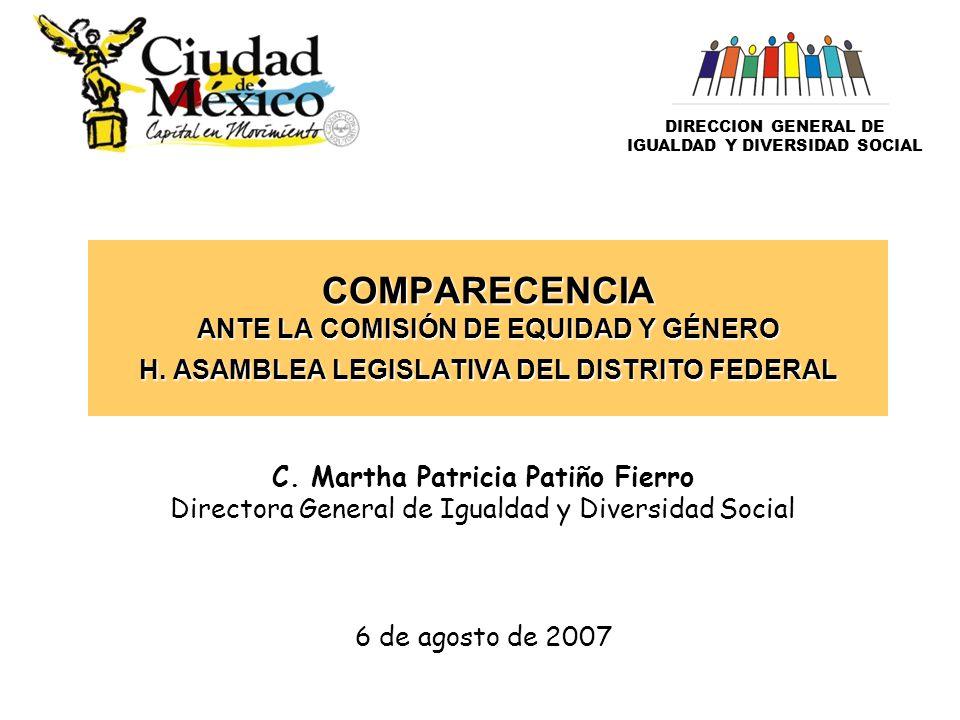 C. Martha Patricia Patiño Fierro