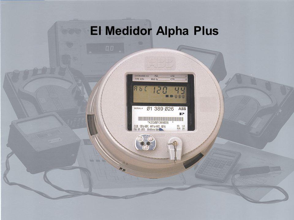 El Medidor Alpha Plus