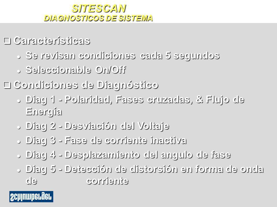 SITESCAN DIAGNOSTICOS DE SISTEMA