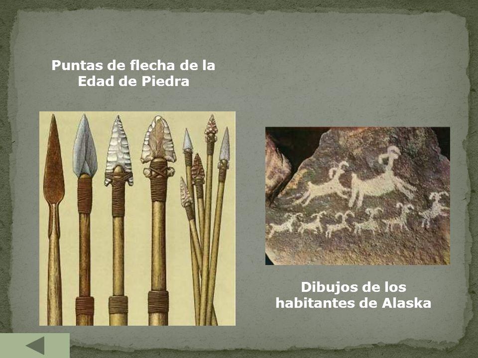 Puntas de flecha de la Edad de Piedra