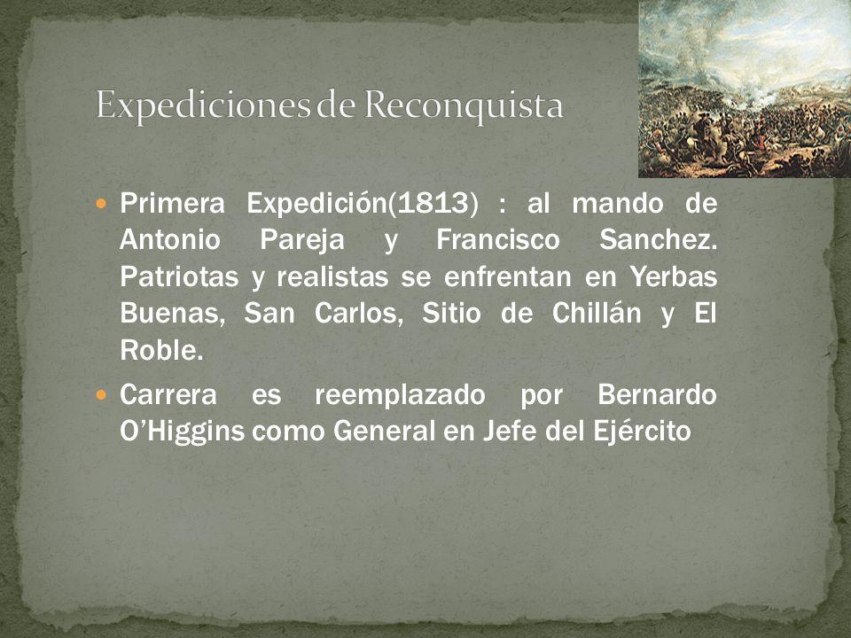 Expediciones de Reconquista
