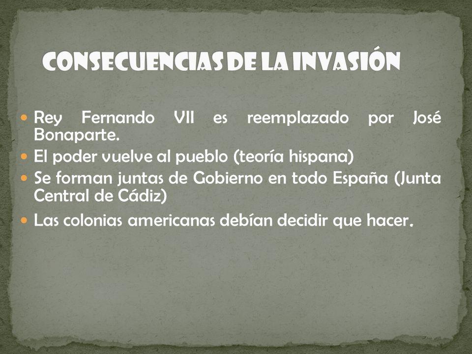 Consecuencias de la Invasión