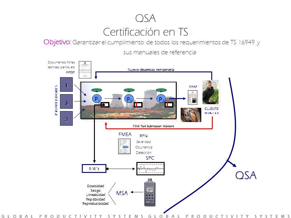QSA Certificación en TS