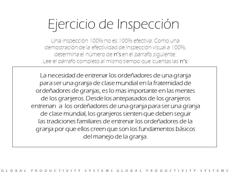 Ejercicio de Inspección