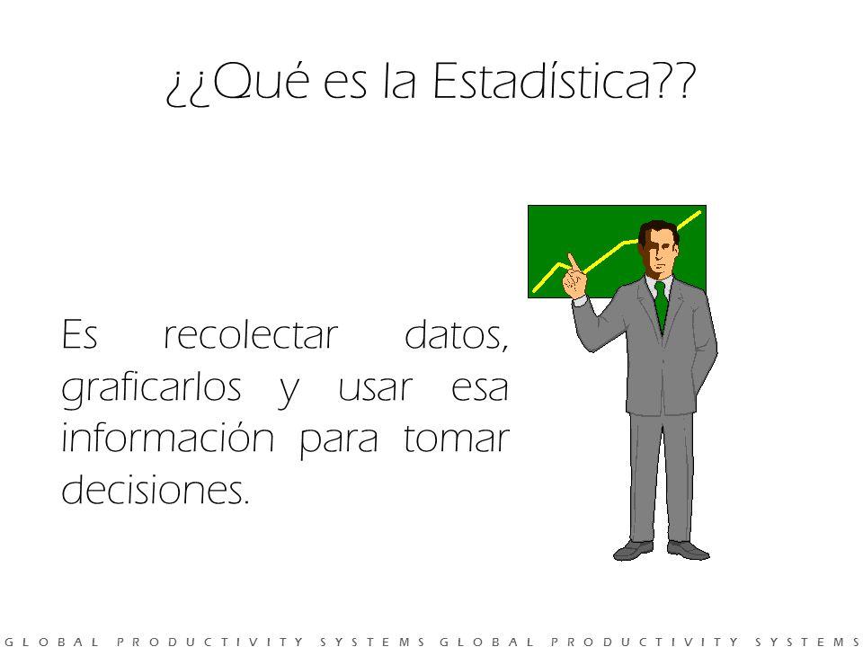¿¿Qué es la Estadística