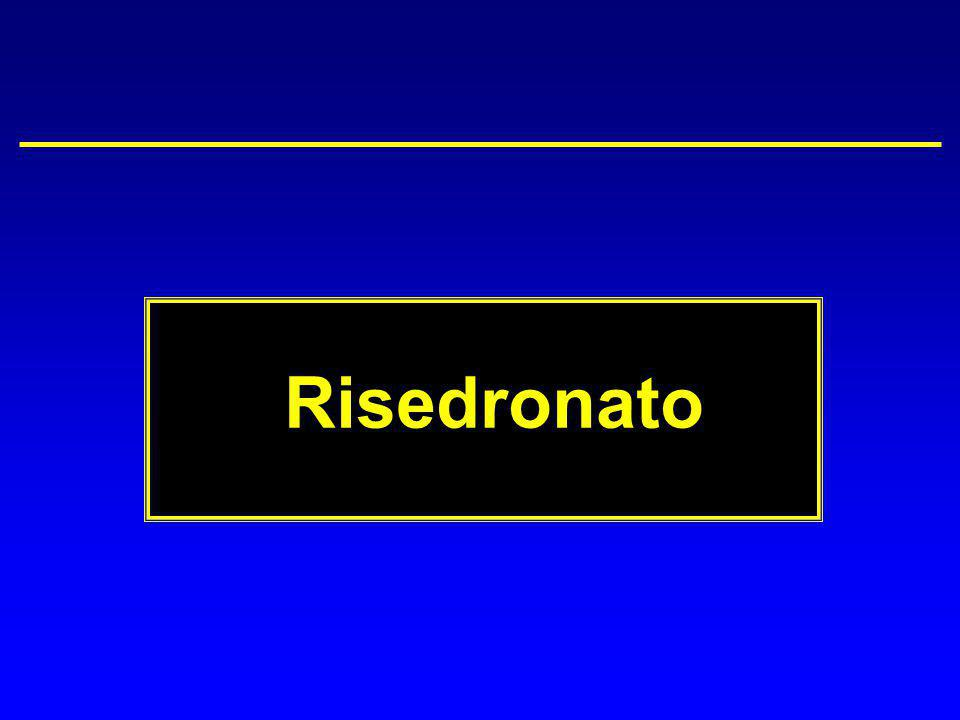 Risedronato During the past decade, these therapeutic agents have found a place in the osteoporosis treatment protocol.