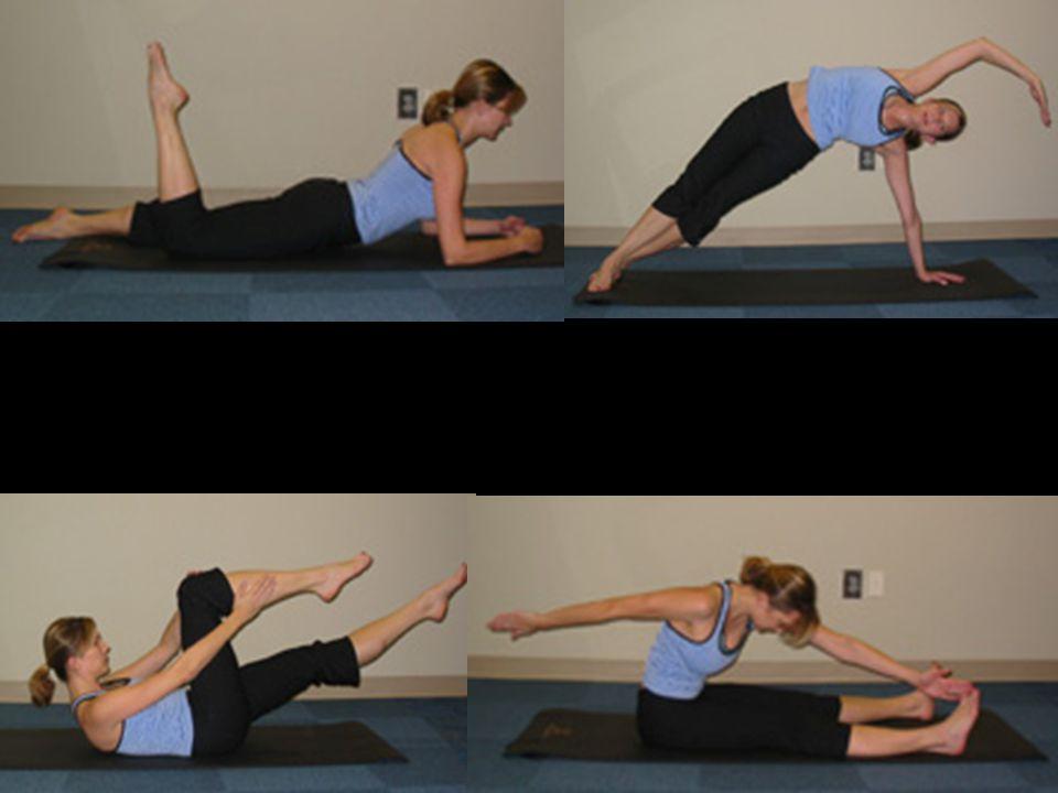 Pilates puede ser tan simple como un entrenamiento del 20-minuto en su casa con el propósito de mantener una espina saludable o puede ser una sesión hora-larga exigente en varios pedazos de equipo en un estudio con el propósito de condicionar a atleta o actor.