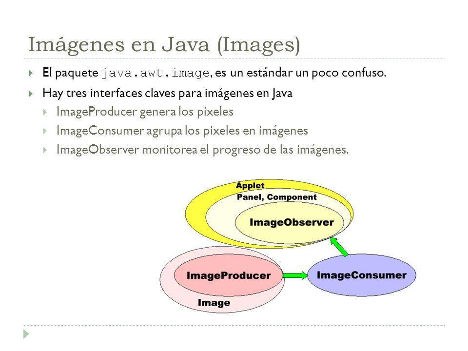 Imágenes en Java (Images)
