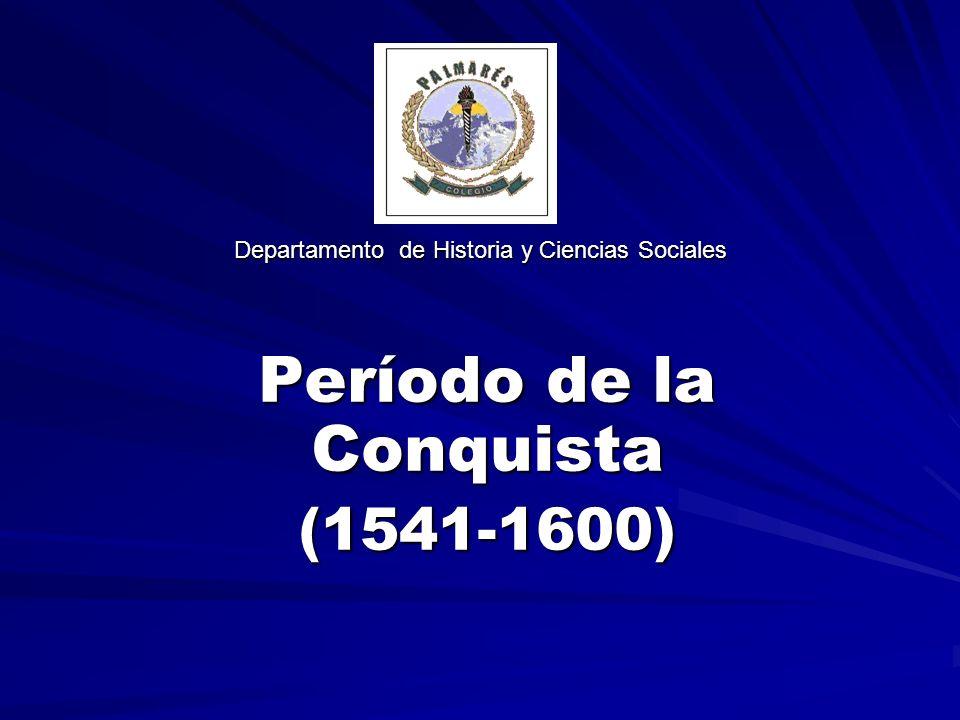Departamento de Historia y Ciencias Sociales