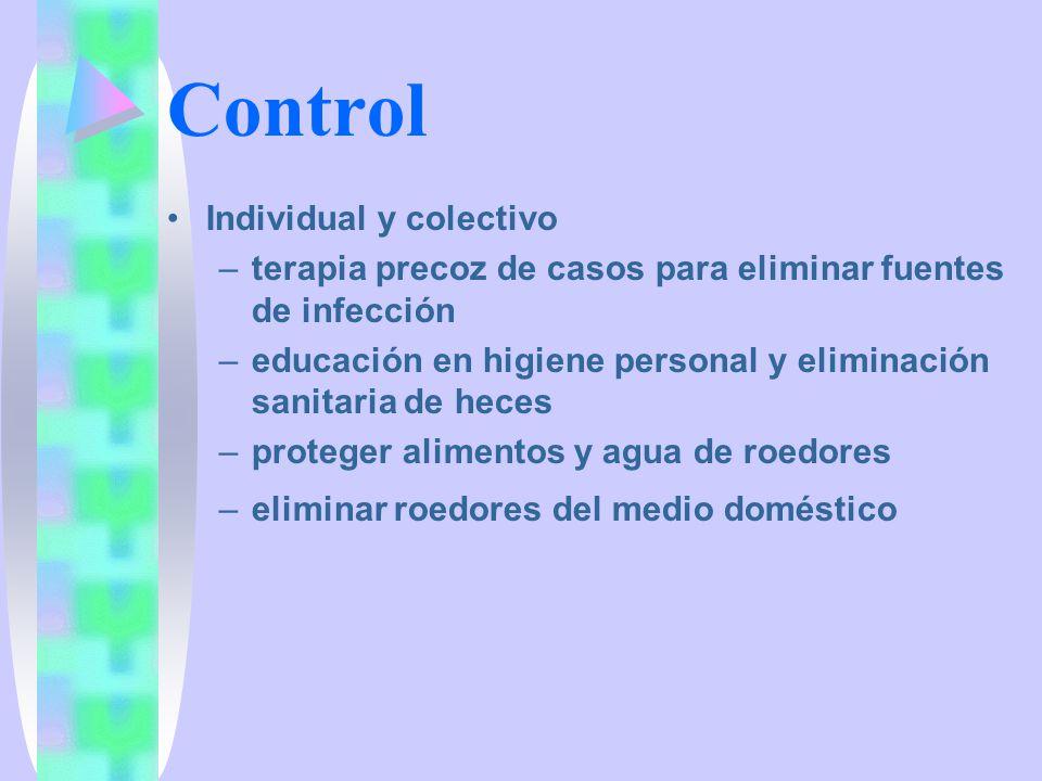 Control Individual y colectivo