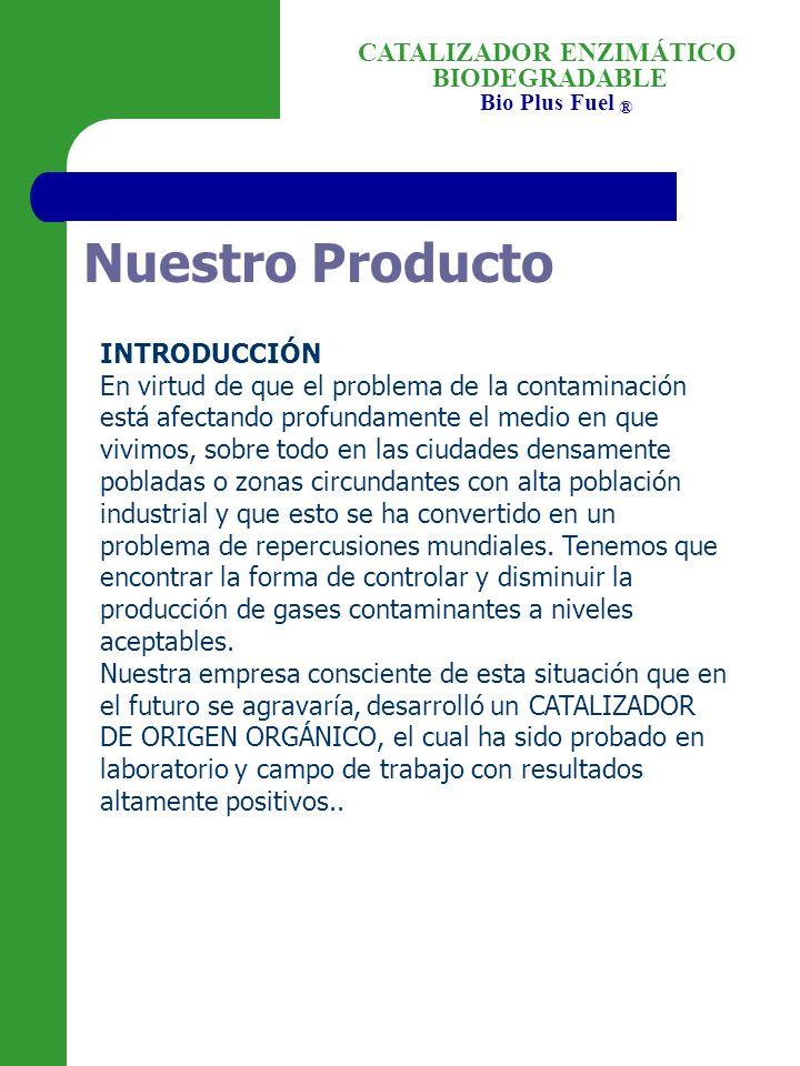 Nuestro Producto INTRODUCCIÓN
