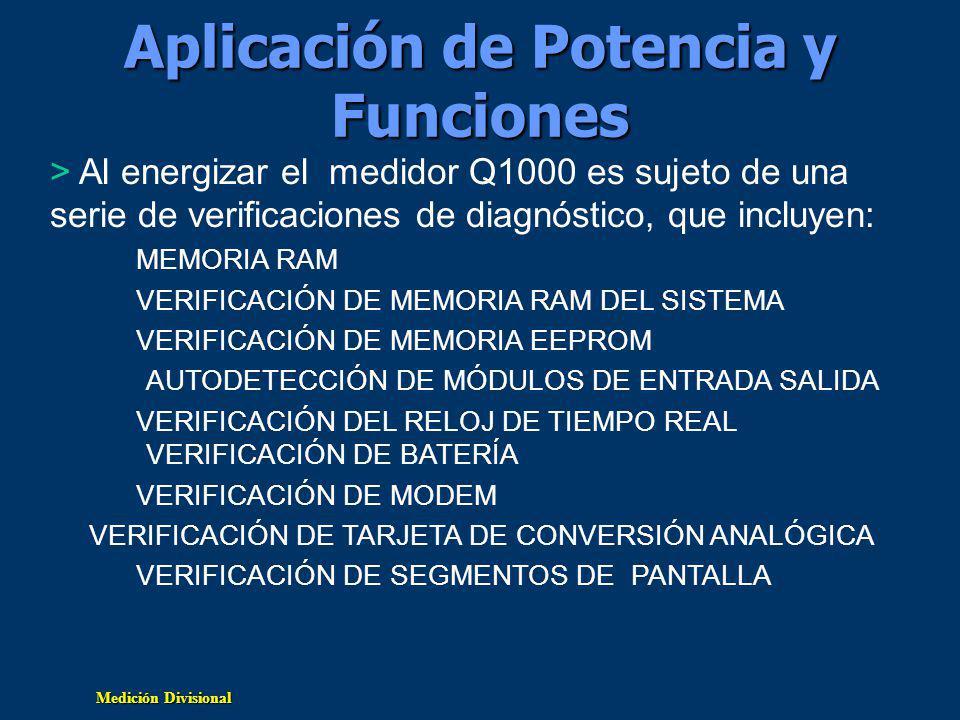 Aplicación de Potencia y Funciones
