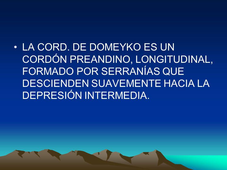 LA CORD.