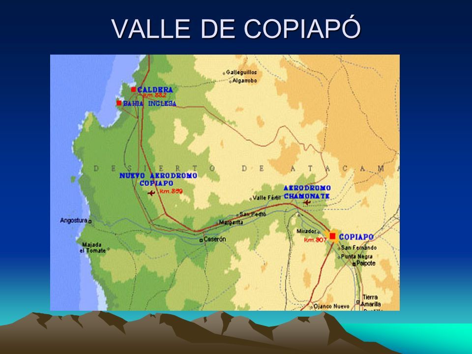 VALLE DE COPIAPÓ