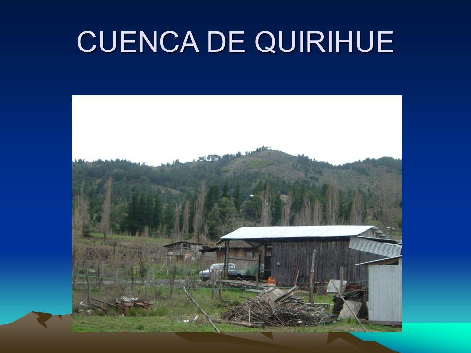 CUENCA DE QUIRIHUE