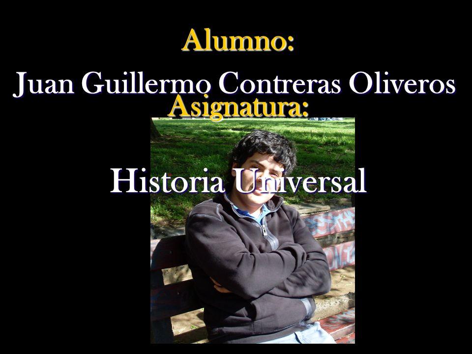 Juan Guillermo Contreras Oliveros